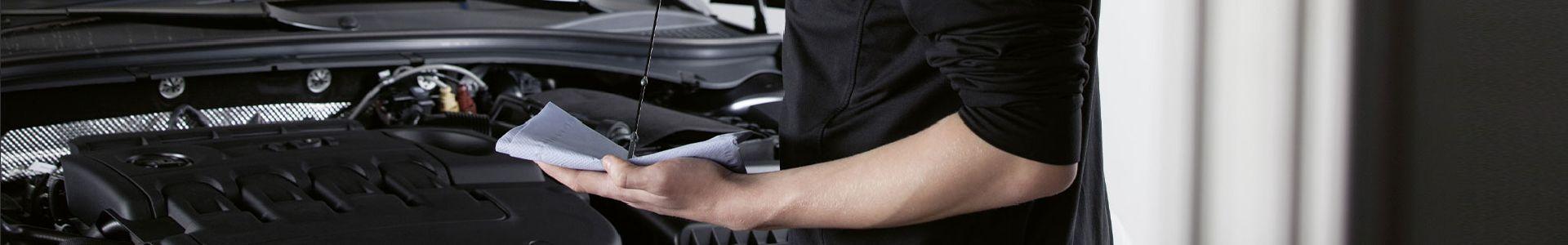 Zertifizierte Service- und Reparaturabteilung